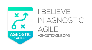 Wemanity supports the Agnostic Agile Oath